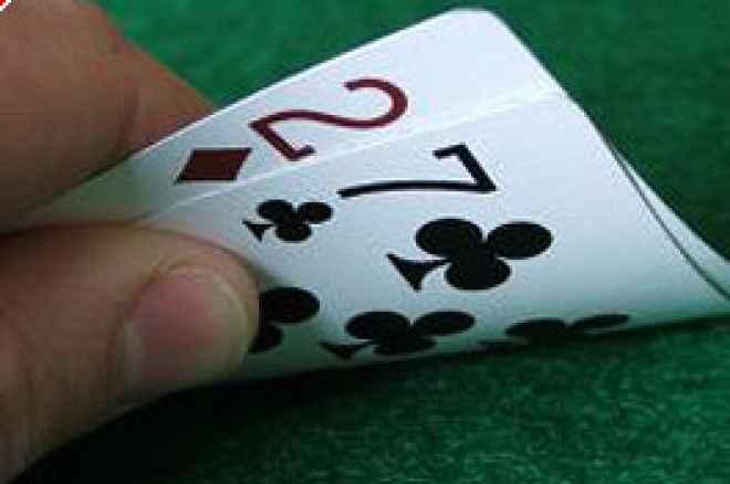 Mengenal 5 Kartu Awal (Kartu Hole) Yang Dihindari Pemain Texas Poker